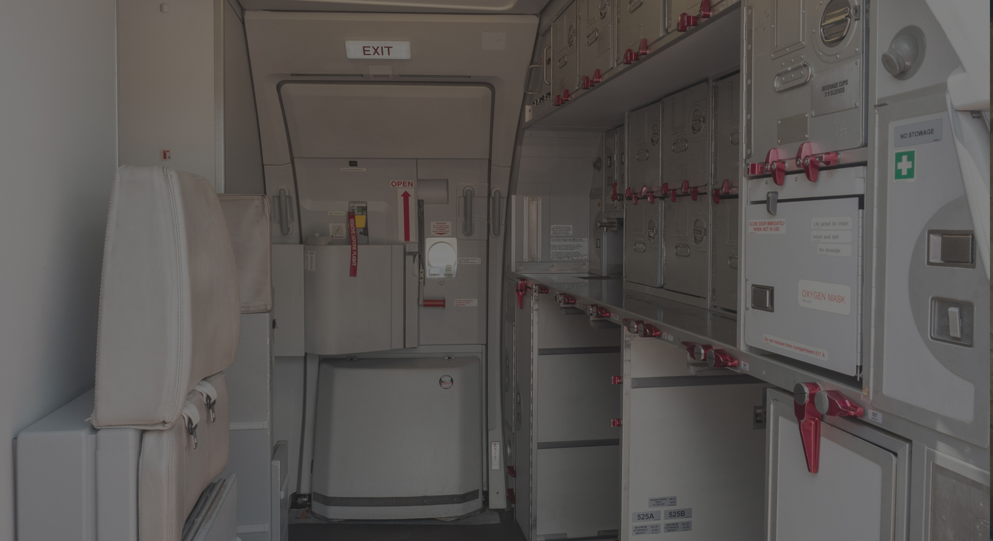 AIRA Interior Spare Parts Galley